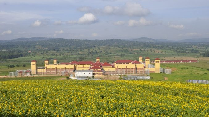 Uganda's newly constructed hi-tech prison ready to receive inmates