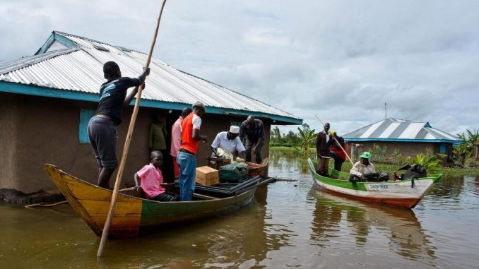 Ugandans asked to prepare for above normal seasonal rains